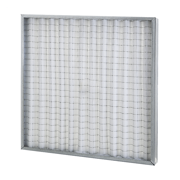 Supply side ePM10 50% (G4) air pre-filter